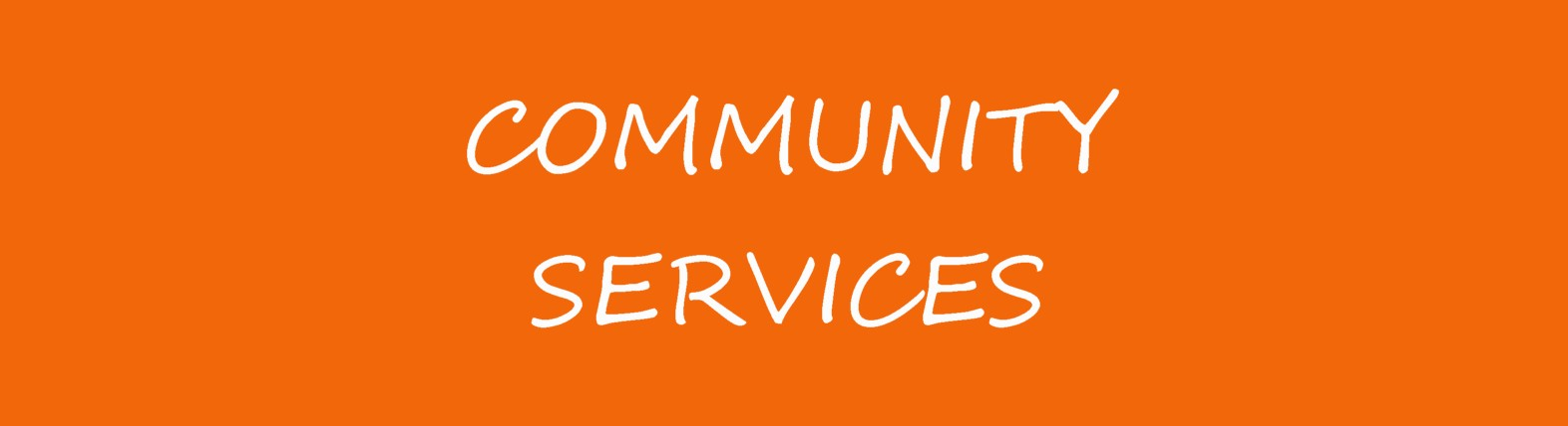Community Services, Westchester County, NY