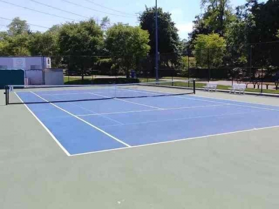 Tennis Courts - East Rumbrook Park - Hartsdale, NY